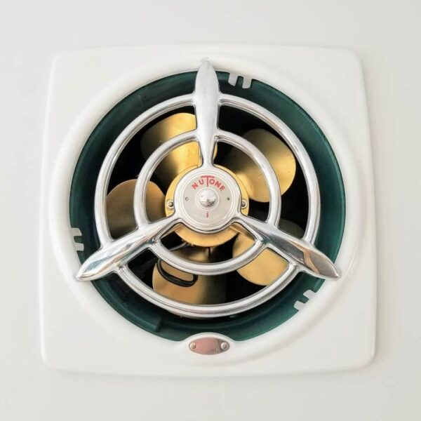 How to Remove and Replace Light Bulb in NuTone Bathroom Exhaust Fan