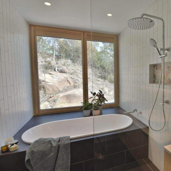 Bathroom Window Tempered Glass Code and Requirements