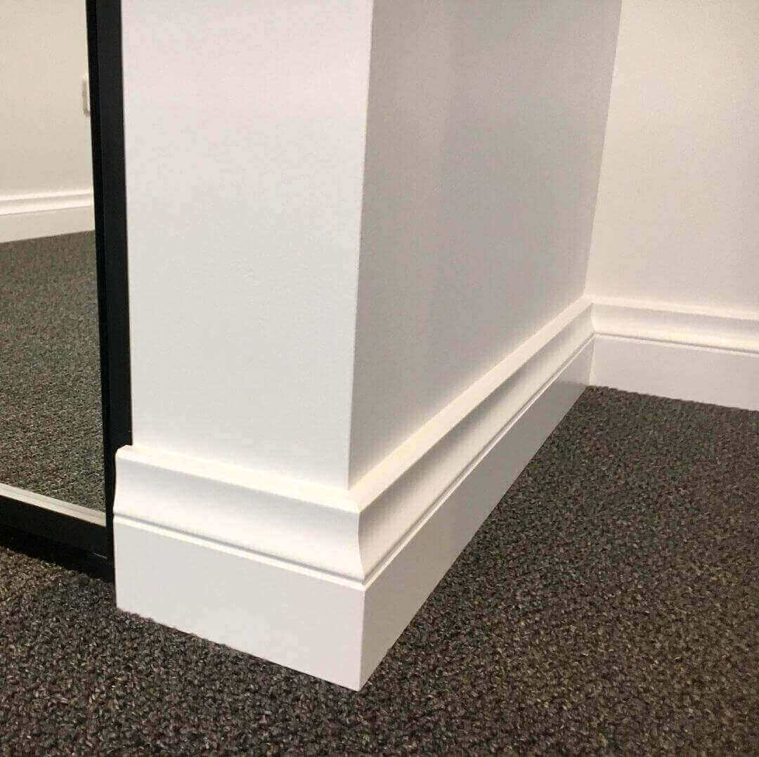 Should Bathrooms Have Skirting Boards?