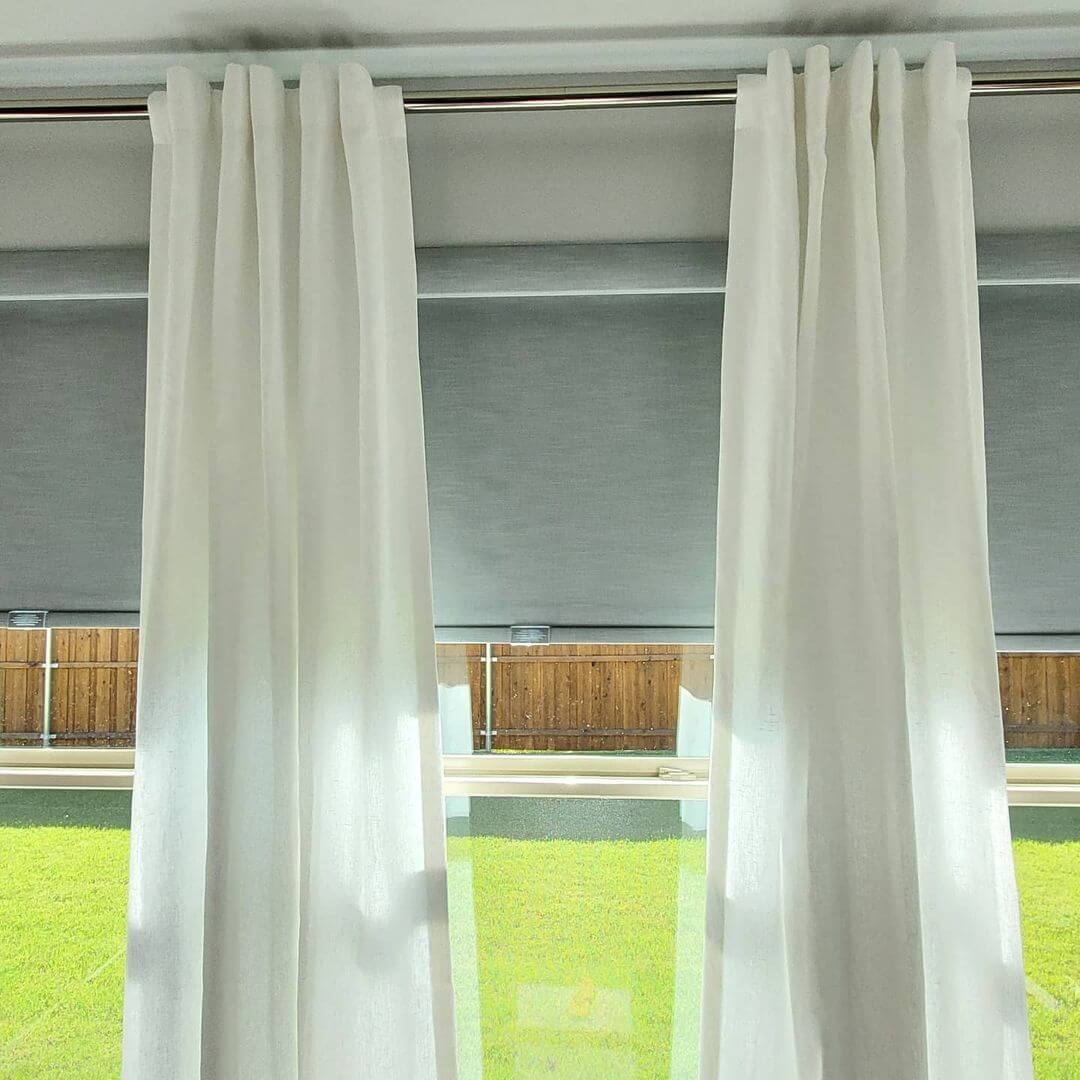 Can You Hang Back Tab Curtains With Hooks?