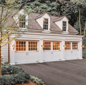 Garage Door and Front Door Color Combinations