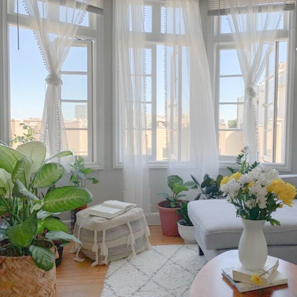 Do Sheer Curtains Provide Privacy at Night?