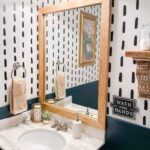 Framed vs Frameless Bathroom Mirror