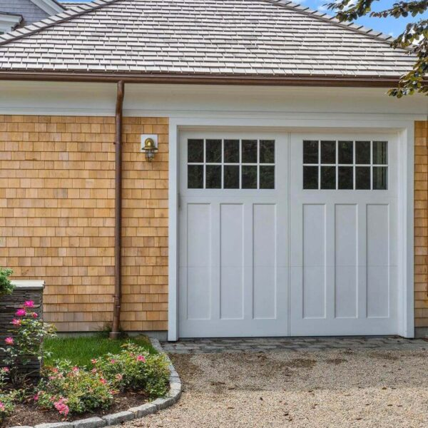 Should Garage Door Match Front Door