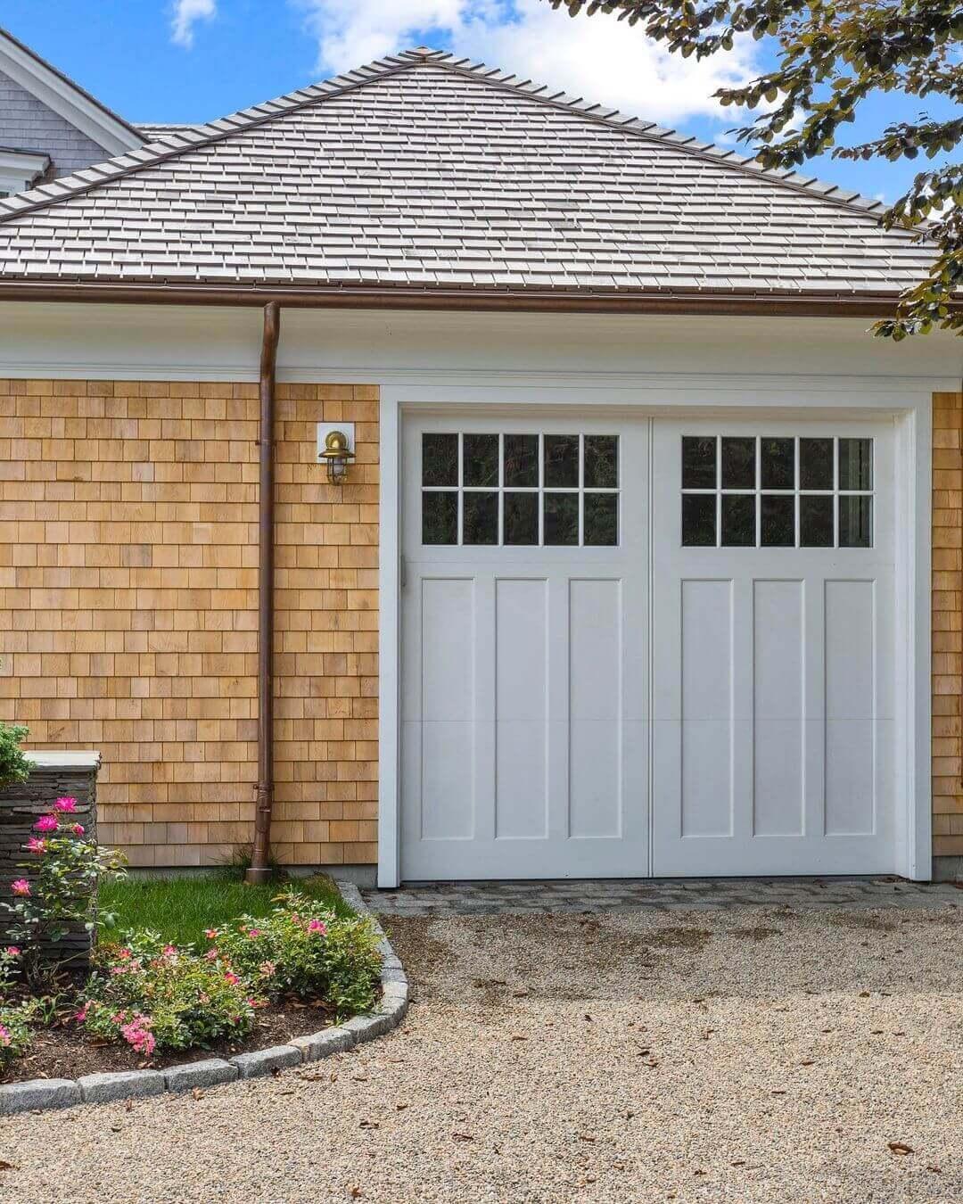 Should Garage Door Match Front Door