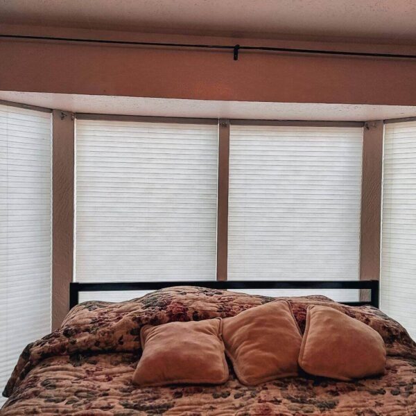 Can You See Through Light Filtering Shades at Night?
