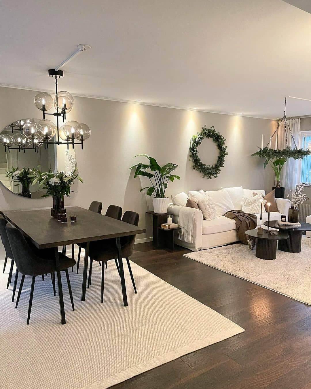 Should Living Room Furniture Match Dining Room Furniture?