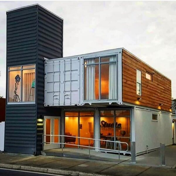 Pros and Cons of Shipping Container Homes