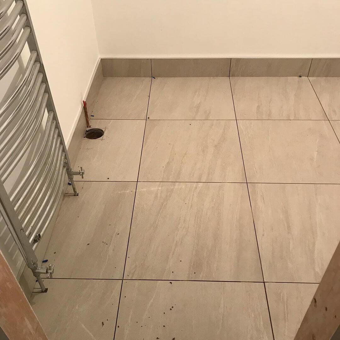 Skirting Tiles or Wood Skirting