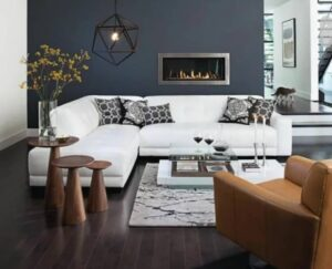 10 Color Furniture that Goes With Dark Wood Floor