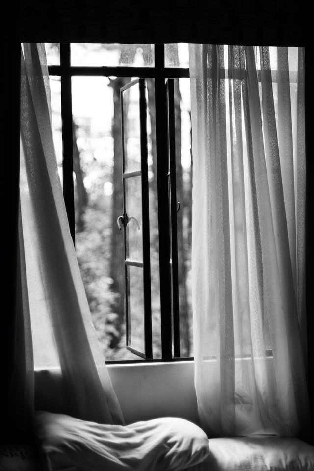 What to Put Behind Sheer Curtains for Privacy