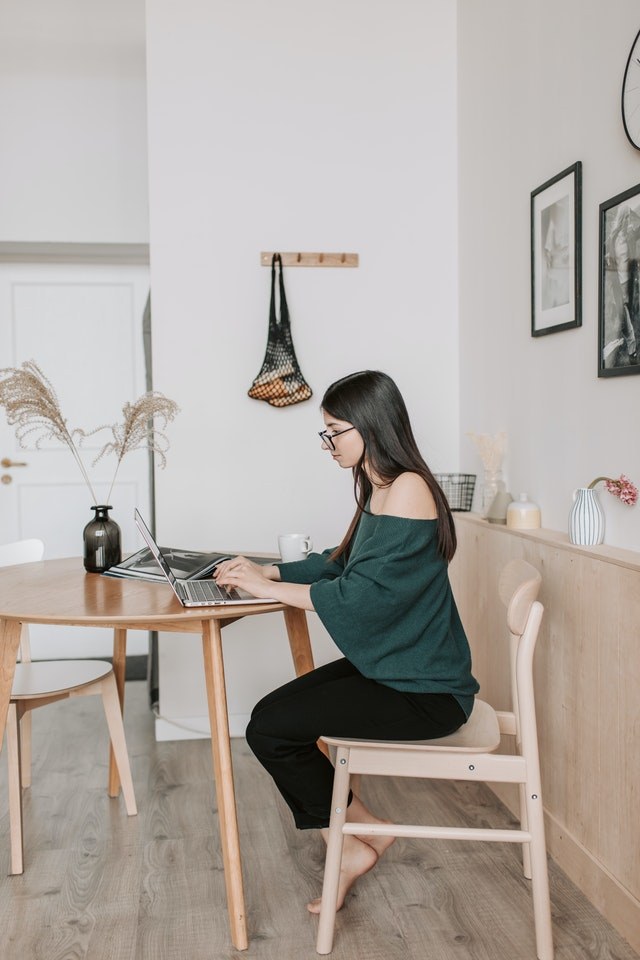 Should a Home Office be Upstairs or Downstairs?