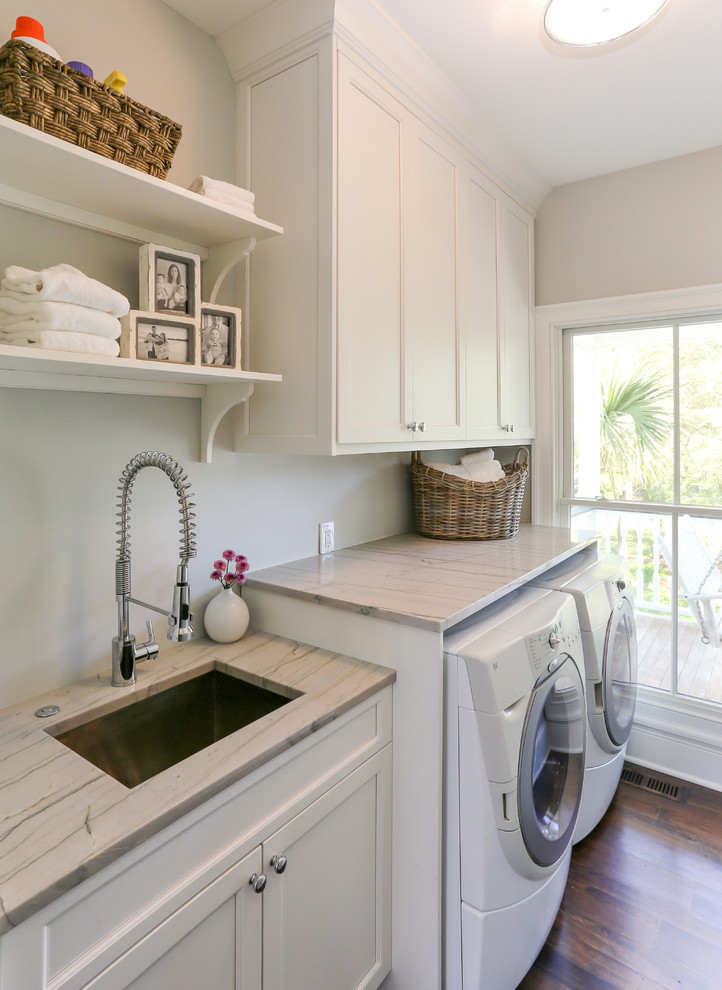 How High To Hang Laundry Room Cabinets?