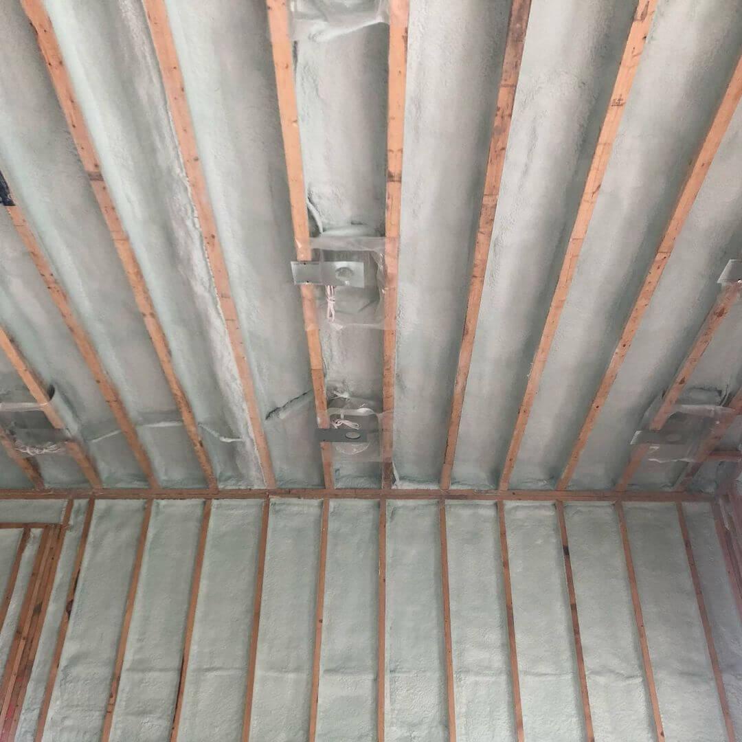 Framing Basement Walls Vapor Barrier