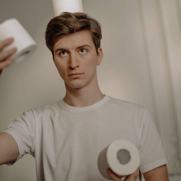 Toilet Paper Shortage Meme