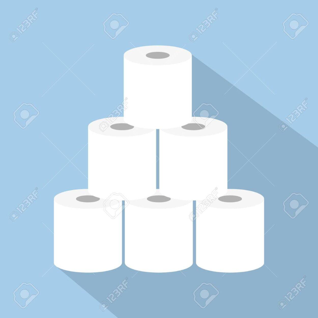 Does Bleach Dissolve Toilet Paper?