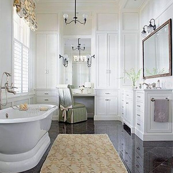 Should Master and Guest Bathroom Match