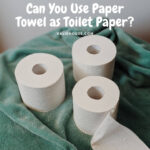 Can You Use Paper Towel as Toilet Paper