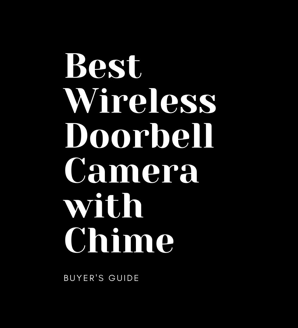 Wireless Doorbell Camera with Chime