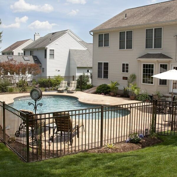 California Pool Fence Law (Pool Fence Requirements California)